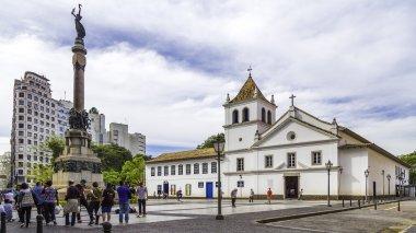 The Patio do Colegio in Sao Paulo, Brazil