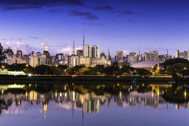Sao Paulo Skyline, Brazil