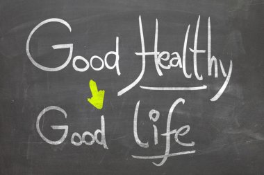 Good Healthy, Good Life Test