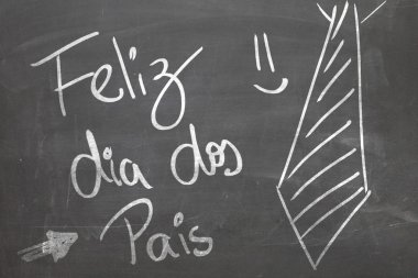 Happy Fathers Day in Portuguese