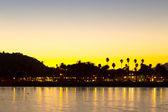 Fotografie Sonnenuntergang in Santa barbara