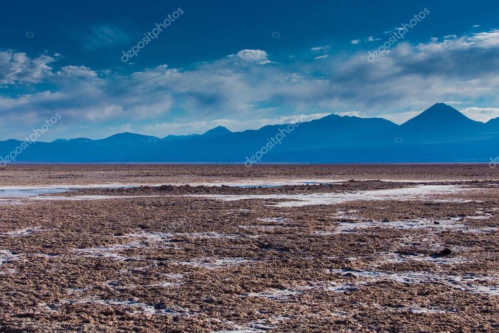 Salar Desert in Chile