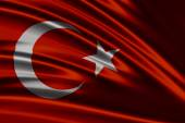 Fotografie Amazing Flag of Turkey