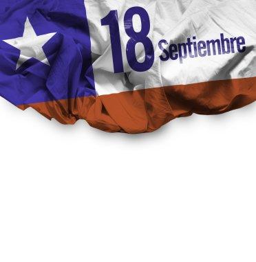 Chile Commemorative flag