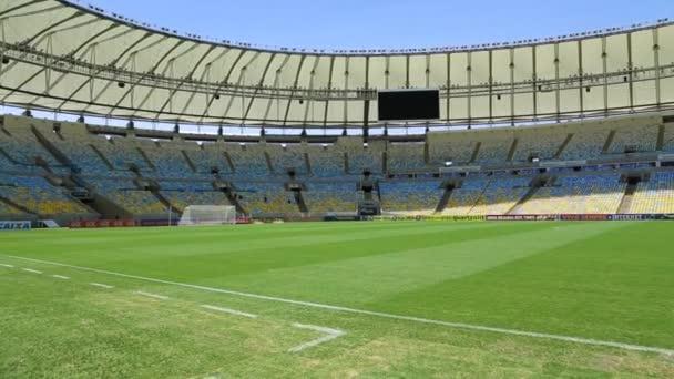 Nový stadion Maracana v Rio de Janeiru