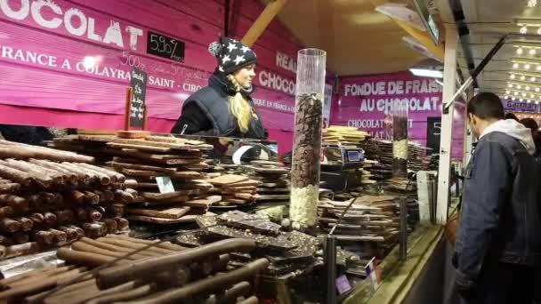 The famous Christmas Market in Paris