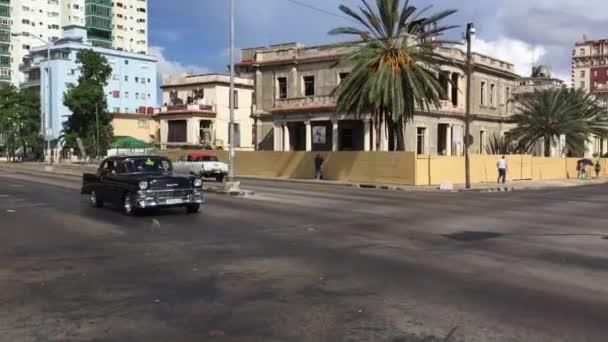 Old Chevrolet on Vedado district