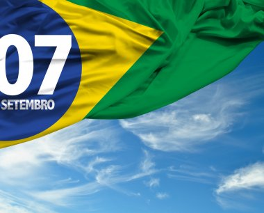 September 7, Brazil Independence Day