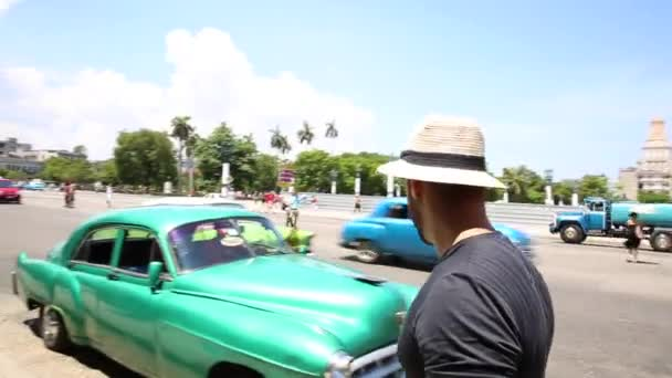 Tourist in Havana, Cuba