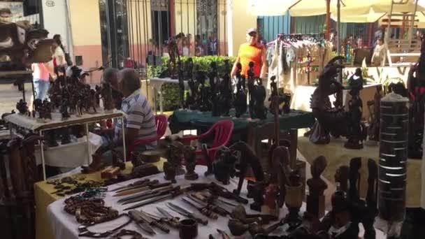Handcrafts in Havana, Cuba