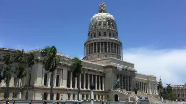 The Capitol in Havana Vieja, Cuba