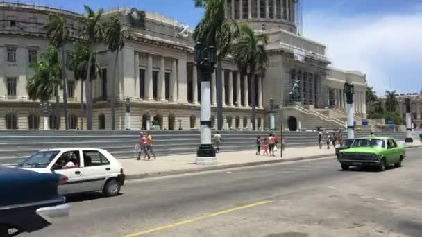 Havana Vieja in Cuba, Central America