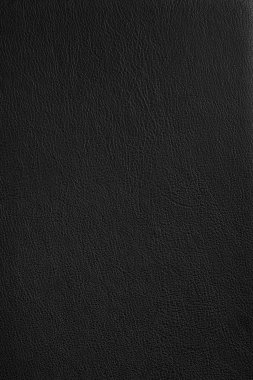 Black leather background stock vector