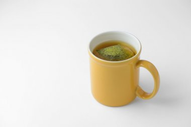 Tea cup with package