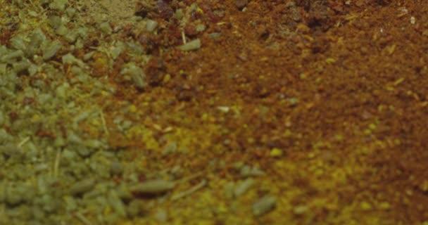Koření, kmín, paprika, kurkuma, skořice