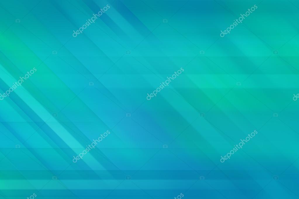Fondo Abstracto Azul Y Verde