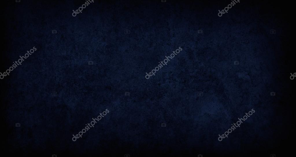 Sfondo Nero E Blu Scuro In Bianco Marmo Texture Foto Stock
