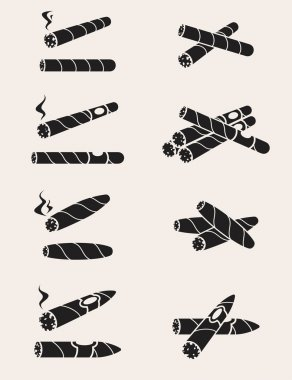 Different Cigars set.