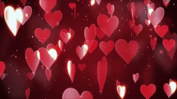 Valentýna abstraktní pozadí