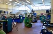 Fényképek Mechanical manufacturing workshop