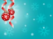 abstraktní vánoční vektorové pozadí