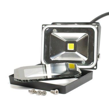 Power LED floodlight repair process