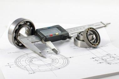 Precise mechanical measurement tool