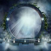 Fotografie Magický portál fantazie