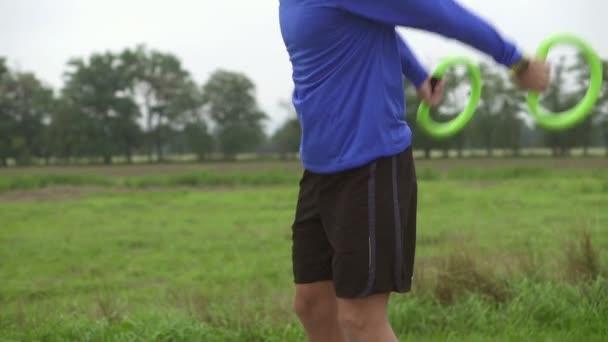 Smovey školení cvičení Zpomalený pohyb
