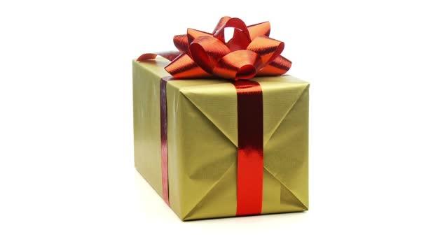 karácsonyi ajándék, hurkolás, fehér