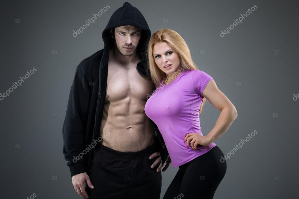 Sexy pair
