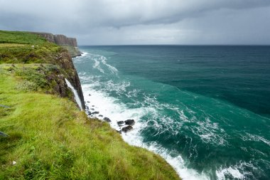 Kilt Rock Seascape, Isle of Skye, Scotland