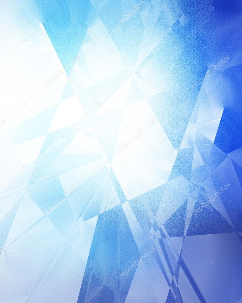 Foto Sfondi Geometrici Blu Sfondo Geometrico Blu Foto Stock