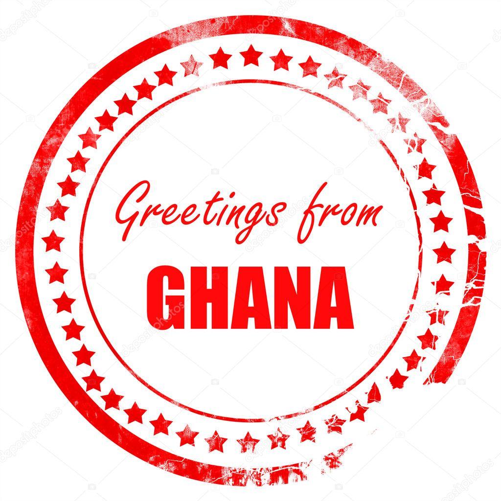 Greetings from ghana stock photo ellandar 103493420 greetings from ghana stock photo m4hsunfo