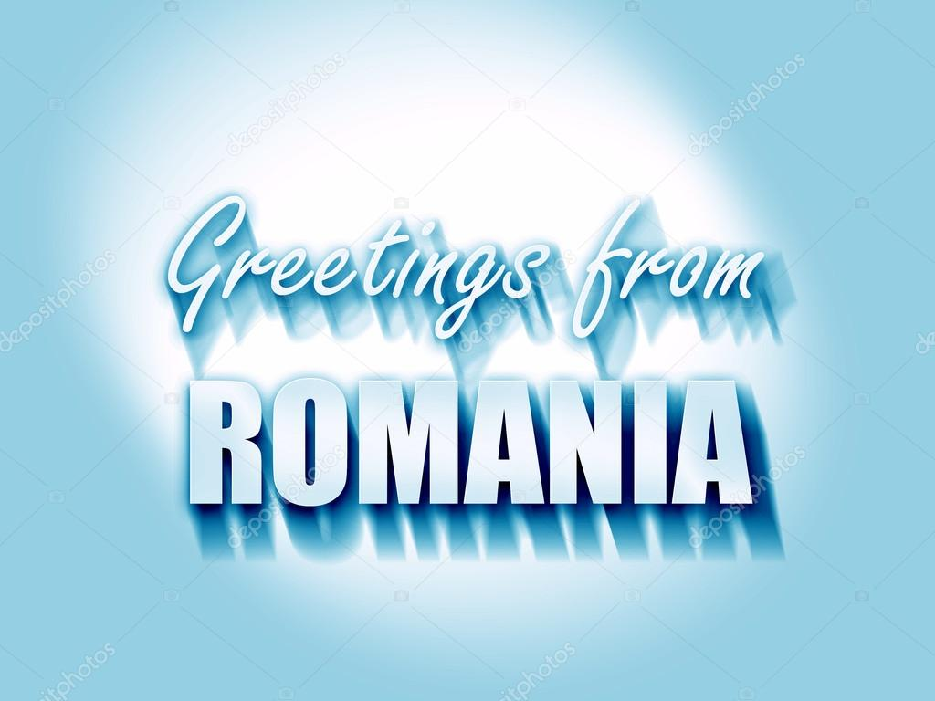 Greetings from romania stock photo ellandar 105218560 greetings from romania stock photo m4hsunfo