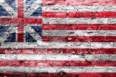 Amerika vlajka pozadí