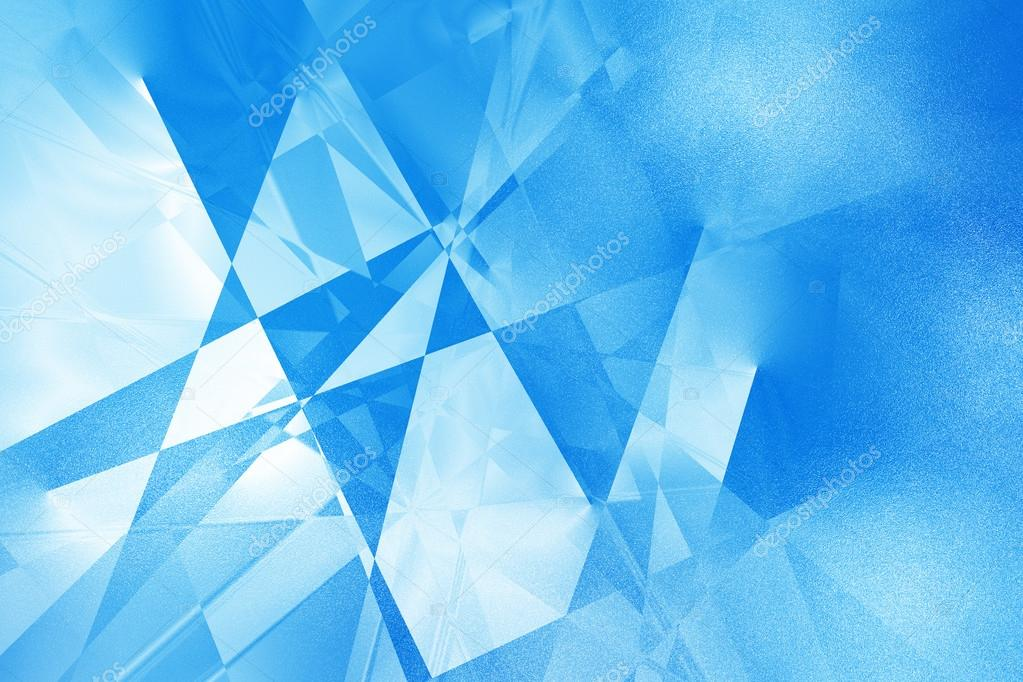 Immagini Sfondi Geometrici Blu Sfondo Geometrico Blu Foto Stock