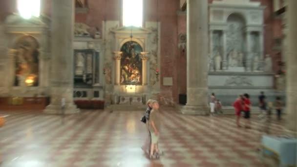 Basilica Frari a Venezia