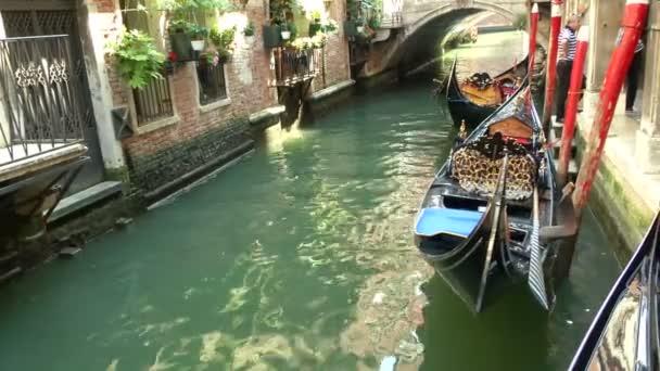 Velence canal turisztikai