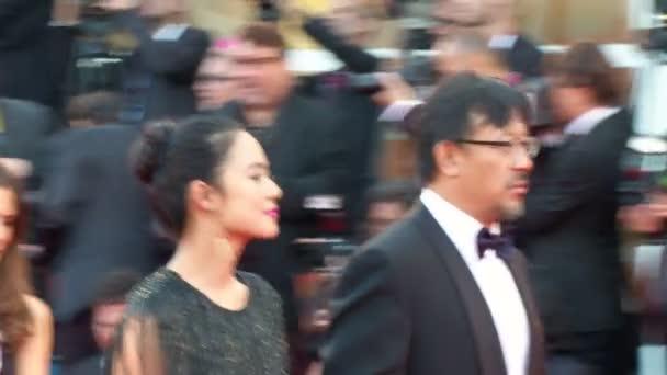 Jiang Wen Roter Teppich