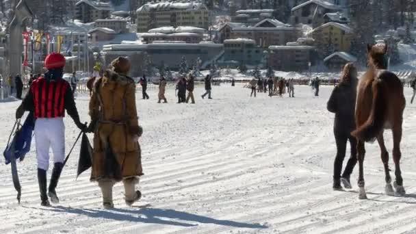 Mistrovství Evropy v dostihových na bílé Turfin Sankt Moritz