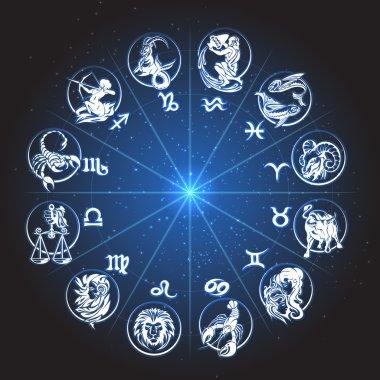 Zodiac Circle Horoscope