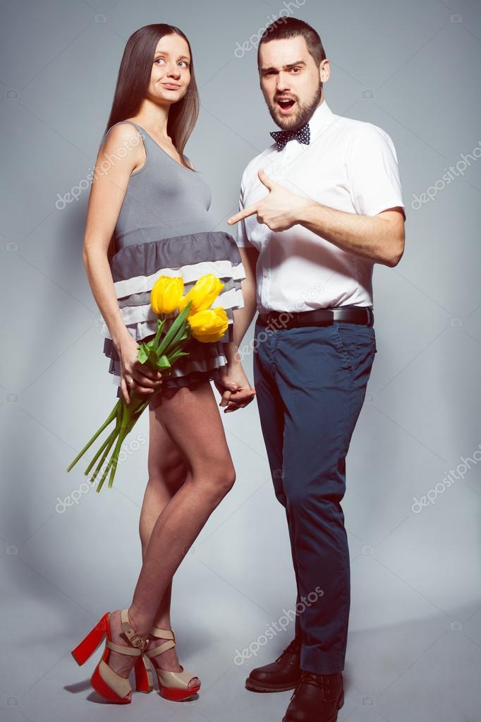 Dating eines dicken Mannes