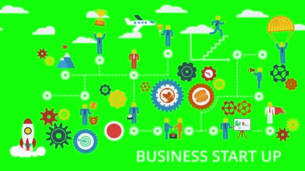 Podnikání a kariérním žebříčku