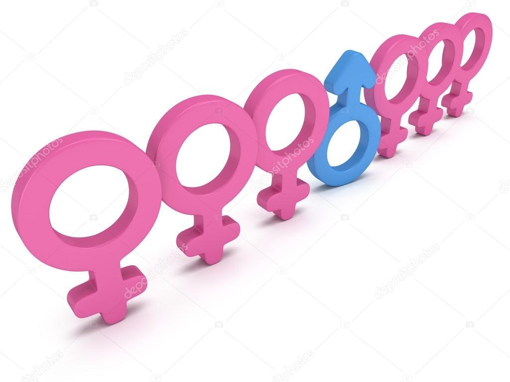 Женские знаки в сексе