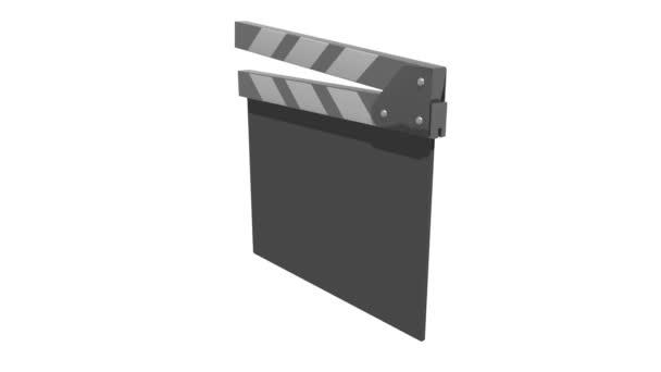 Kino klapku animace