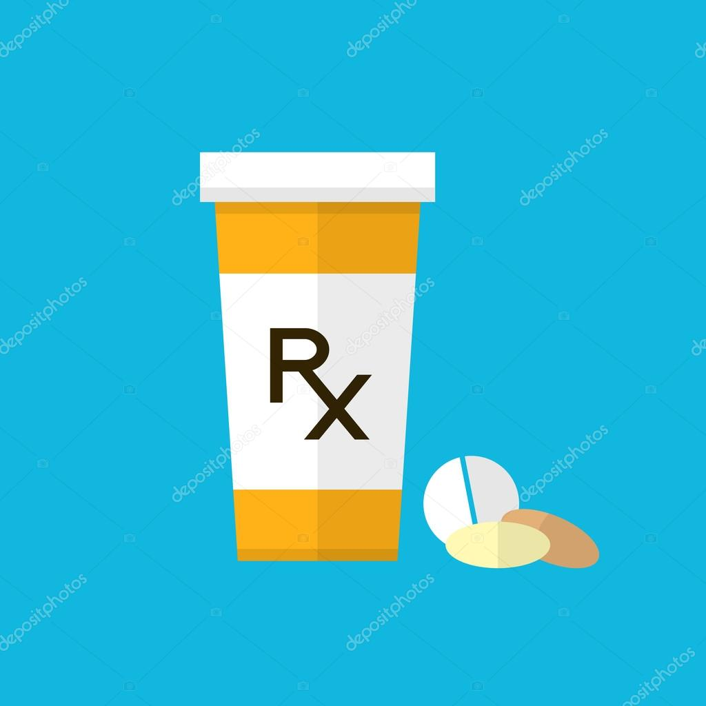 Pharmacy design pill bottle with capsules and pill flat style pharmacy design pill bottle with capsules and pill flat style design pharmacy background buycottarizona
