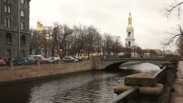 St. Nikolaus-Marine-Kathedrale, St. Petersburg, Russland