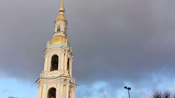 Panorama der Nikolsky-Kathedrale, St.Petersburg, Russland