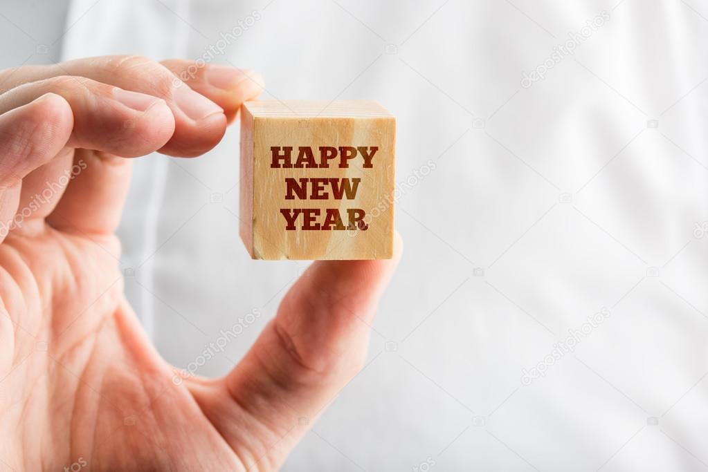 Rutsch ins neue Jahr Hintergrund — Stockfoto © Gajus-Images #53414619